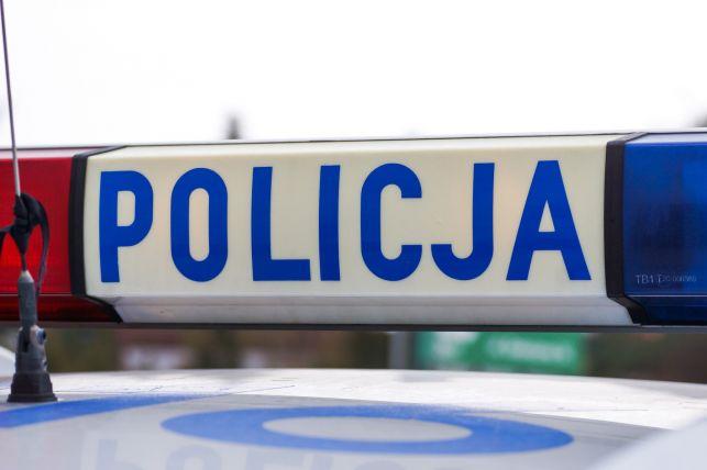 Wypadek w Kaszewicach. Motocyklista w szpitalu - Zdjęcie główne