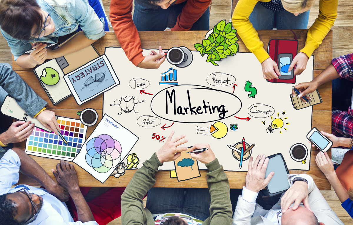 Marketing za pomocą wyszukiwarki - Zdjęcie główne
