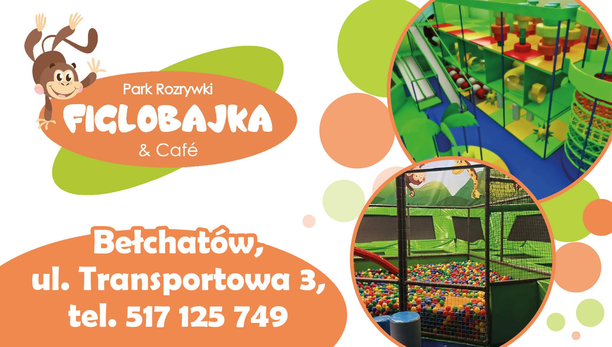 Sala Zabaw Figlobajka ponownie zaprasza najmłodszych! Nowe atrakcje, nowe niższe ceny! - Zdjęcie główne