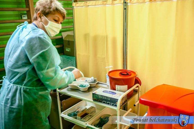 W Bełchatowie działają już trzy Punkty Szczepień Powszechnych. Gdzie można się zaszczepić?  - Zdjęcie główne