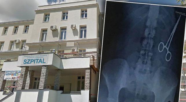 Kto zostawił narzędzie chirurgiczne w ciele pacjentki? Szpital odpiera zarzut. Prokurator sprawdzi nowy trop - Zdjęcie główne