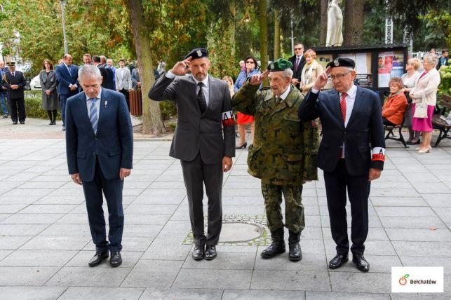 Bełchatowianie uczcili 80. rocznicę powstania Polskiego Państwa Podziemnego [FOTO] - Zdjęcie główne