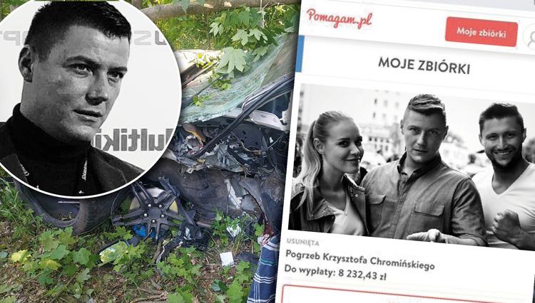 """Kontrowersje wokół zbiórki na pogrzeb aktora z Bełchatowa. """"Już nigdy nikomu nie pomogę"""" - Zdjęcie główne"""