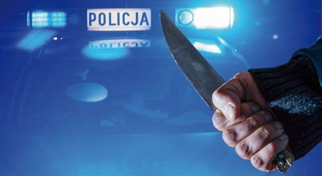 Atak nożem na ul. Czyżewskiego. Ranny 20-latek trafił do szpitala w Łodzi - Zdjęcie główne