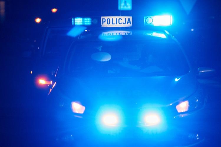 Zarzuty za rozróbę w centrum Bełchatowa. Policjanci znaleźli dopalacze  - Zdjęcie główne
