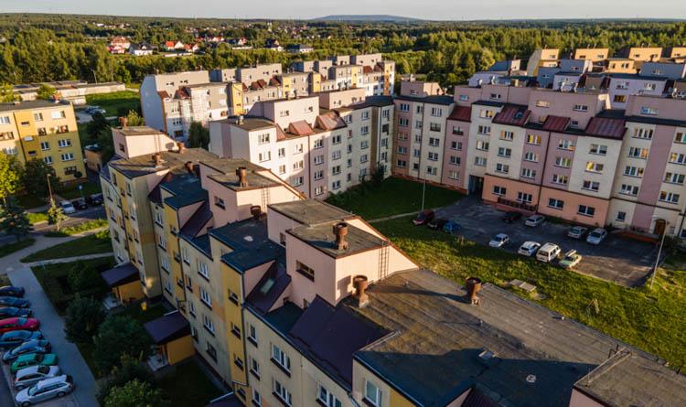 Powstanie nowy parking na bełchatowskim osiedlu. Nie wszystkim się to podoba - Zdjęcie główne