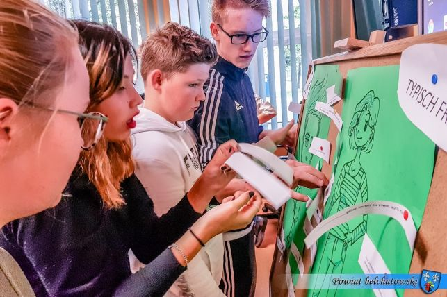 Nastoletni goście z Niemiec. Jak Bawarczycy bawili się w Bełchatowie? [FOTO] - Zdjęcie główne