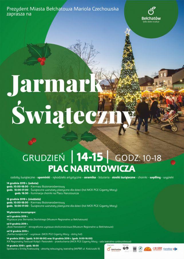 Jarmark Świąteczny już w ten weekend - Zdjęcie główne