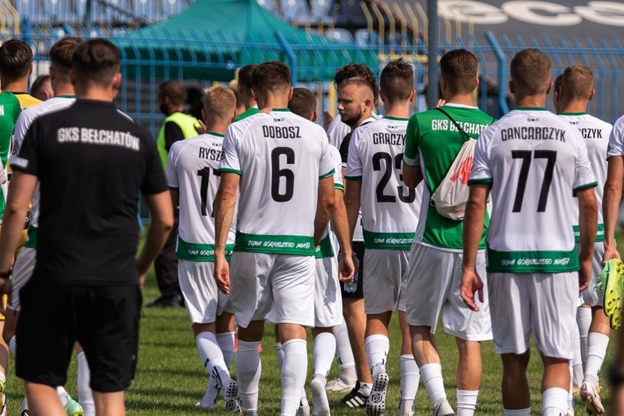 eWinner 2 Liga: Piłkarze GKS-u Bełchatów znowu na deskach - Zdjęcie główne