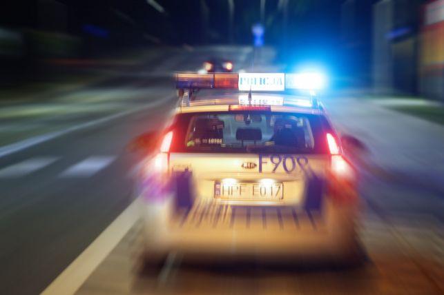 Pościg za pijanym kierowcą. 22-latek wybrał kiepską kryjówkę  - Zdjęcie główne