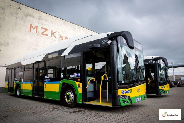 Zmiany w rozkładzie jazdy MZK Bełchatów - Zdjęcie główne