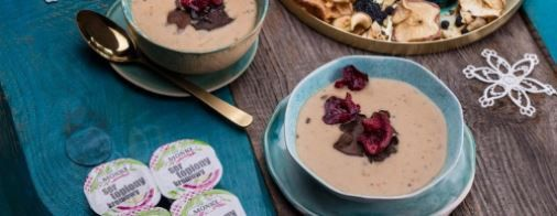 Ser topiony i polskie zupy na obiad - Zdjęcie główne