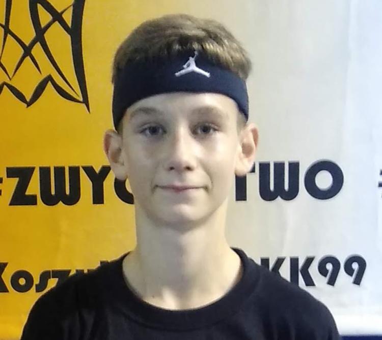 Miłosz Król z Bełchatowa może zostać najpopularniejszym koszykarzem w województwie. Jak głosować?  - Zdjęcie główne