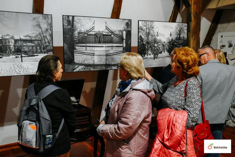 Historyczne miejsca Bełchatowa i okolic na niezwykłych zdjęciach. Wystawa w muzeum już otwarta [FOTO] - Zdjęcie główne