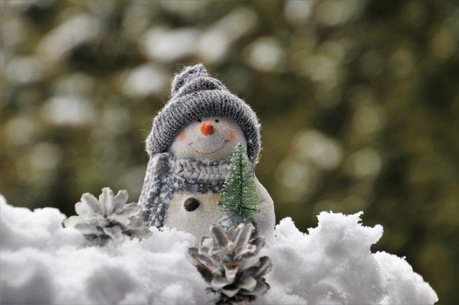 Czekacie na śnieg w święta? Prognozy pogody mogą Was zaskoczyć - Zdjęcie główne