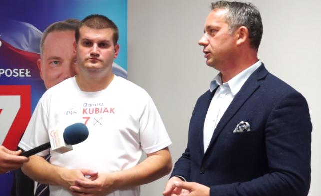 Uderzony asystent posła zabiera głos. Dariusz Kubiak mówi w przemocy i hejcie w internecie [VIDEO] - Zdjęcie główne