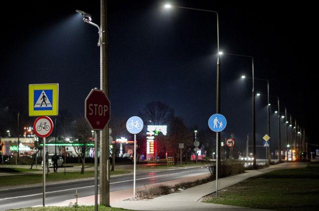 Będzie jaśniej na przejściach dla pieszych w Bełchatowie. Gdzie pojawi się nowe oświetlenie?  - Zdjęcie główne