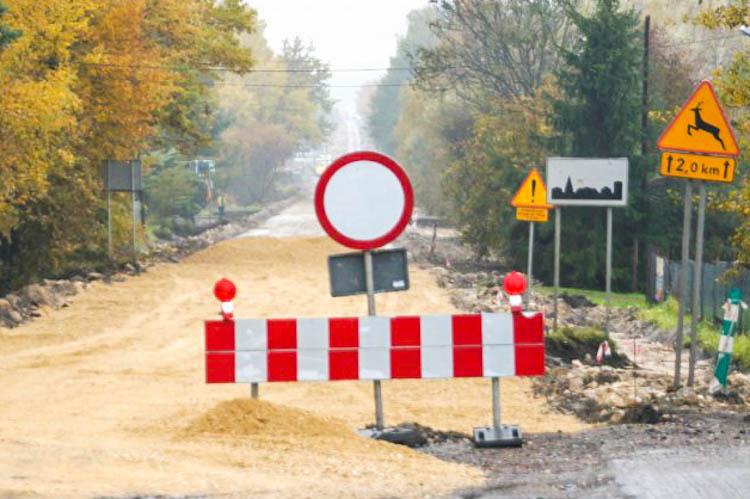 Droga w gminie Bełchatów będzie zamknięta. Rusza wyczekiwany remont - Zdjęcie główne