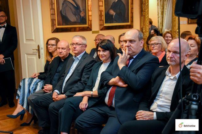 Inauguracja Roku Kulturalnego 2019/2020. Prawie 20 tysięcy w nagrodach wręczyła prezydent Mariola Czechowska  [FOTO] - Zdjęcie główne