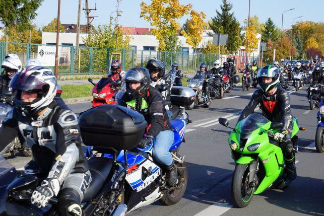 Fani motocykli zakończyli sezon w Bełchatowie [FOTO] - Zdjęcie główne