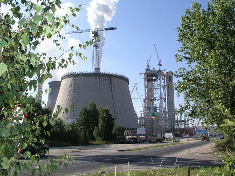 Minęło 10 lat od uruchomienia bloku 858 MW. Zobacz, jak wyglądała budowa [FOTO] - Zdjęcie główne