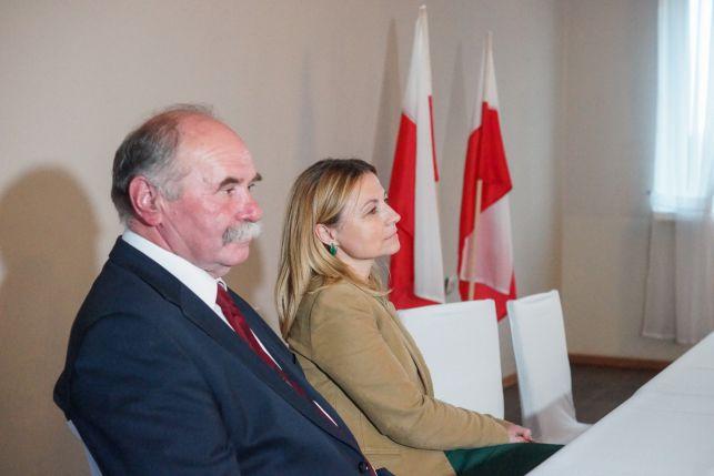 Europoseł Patryk Jaki na spotkaniu w Bełchatowie [FOTO] - Zdjęcie główne