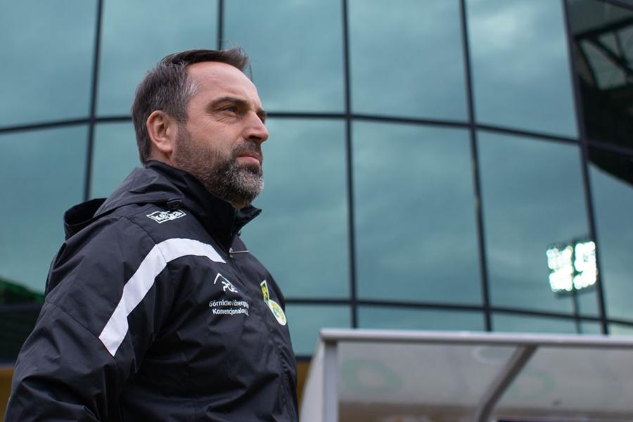 Trener Węglewski odchodzi z GKS-u Bełchatów - Zdjęcie główne