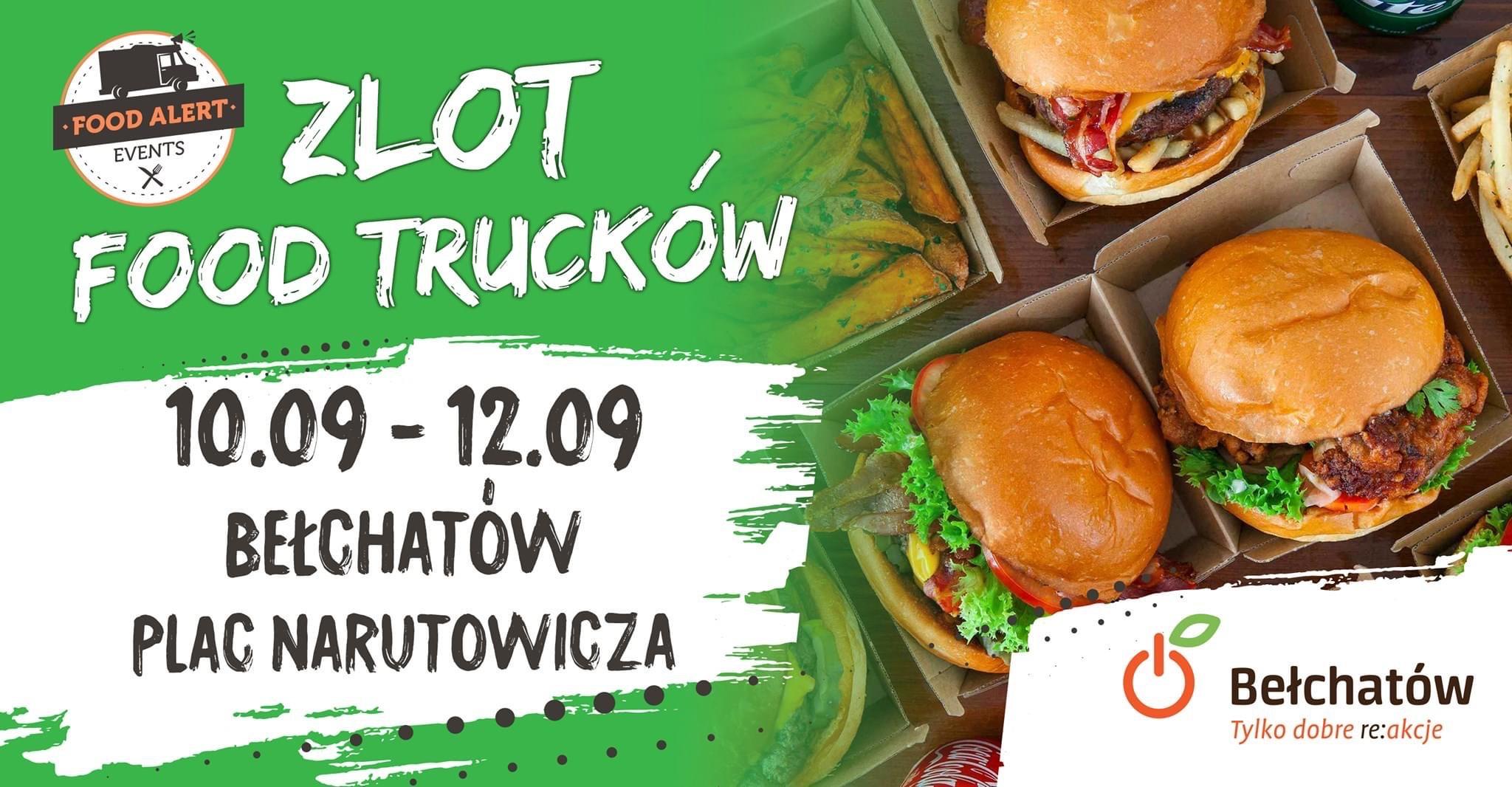 Smaczny weekend z FoodTruckami na zakończenie wakacji! - Zdjęcie główne