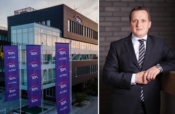 PGE GiEK ma nowego prezesa. Kogo wybrano na szefa energetycznego koncernu?  - Zdjęcie główne