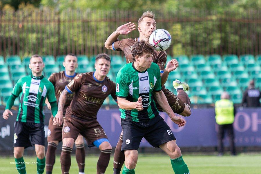 eWinner 2 Liga: Trwa fatalna seria GKS-u Bełchatów - Zdjęcie główne