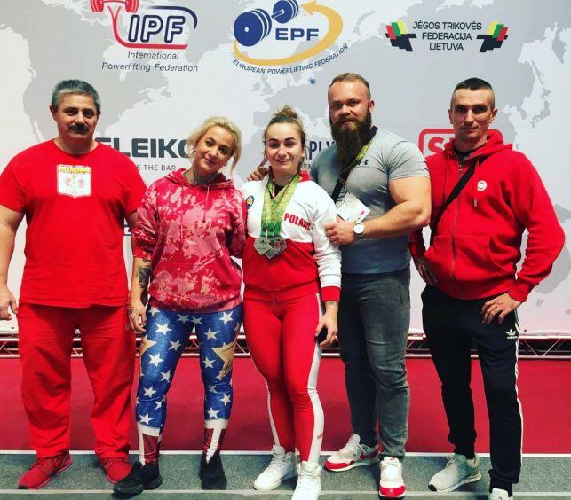Ida Lis ze srebrem Mistrzostw Europy! - Zdjęcie główne