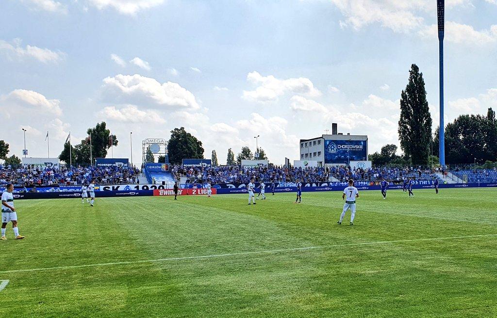 eWinner 2 Liga: GKS Bełchatów rozbity w telewizyjnym hicie - Zdjęcie główne