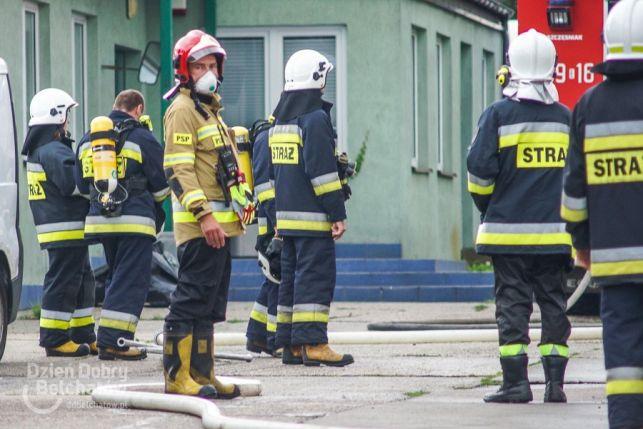 Wiemy co ustaliła policja w sprawie pożaru spalarni odpadów.  Kwota strat robi wrażenie! - Zdjęcie główne