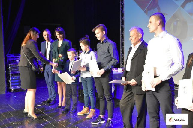Inauguracja Roku Sportowego w Bełchatowie. Nagrodzono 73 osoby [FOTO] - Zdjęcie główne
