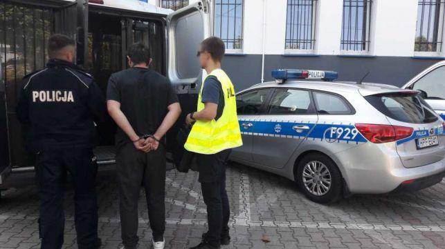 Włamywacze w rękach policji - Zdjęcie główne
