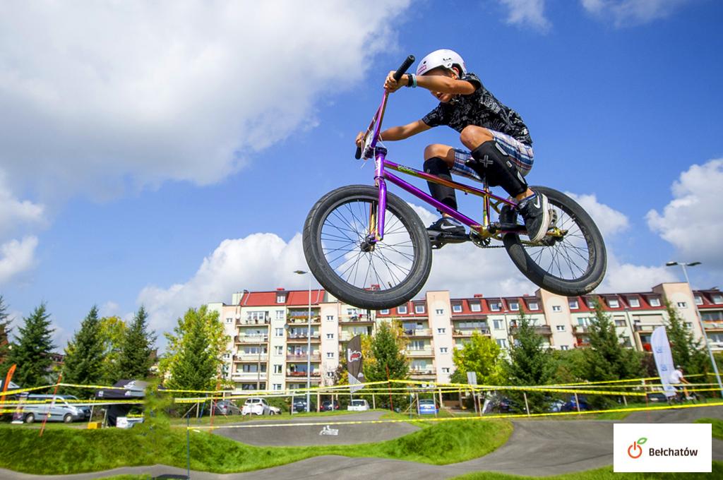 Ekstremalne zmagania rowerzystów na Binkowie. Każdy może dołączyć do rywalizacji - Zdjęcie główne