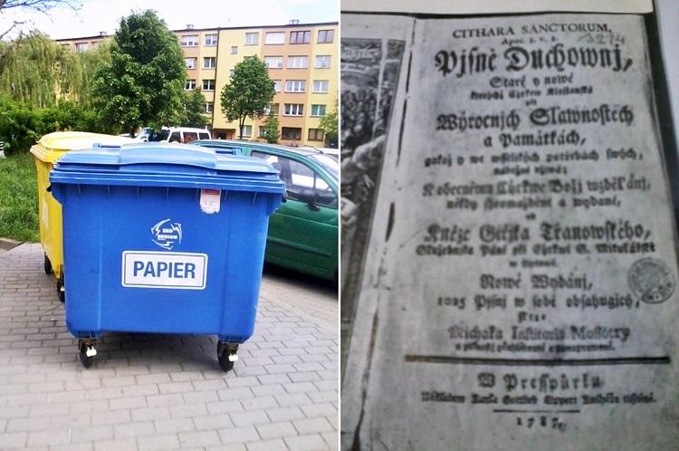 """Niezwykłe znalezisko w śmietniku na osiedlu Wolność. """"Leżała wśród kartonów po pizzy...'' - Zdjęcie główne"""