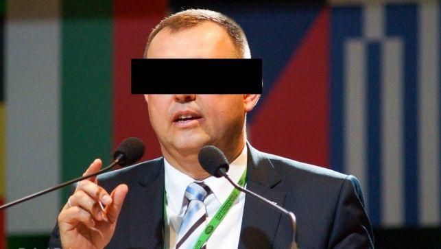 Sławomir Z., były prezes PGE GiEK wychodzi z aresztu - Zdjęcie główne