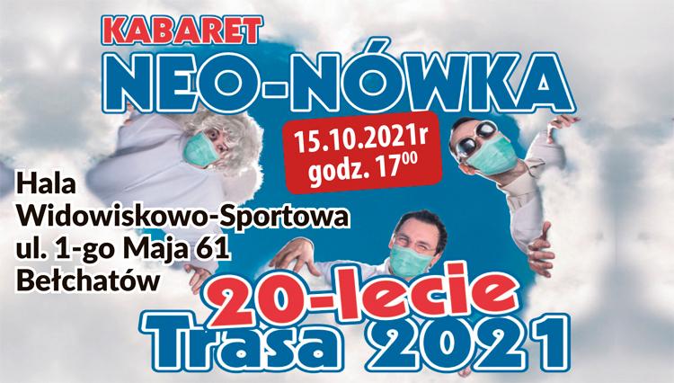 20-lecie Kabaretu Neo-Nówka w Bełchatowie - Zdjęcie główne