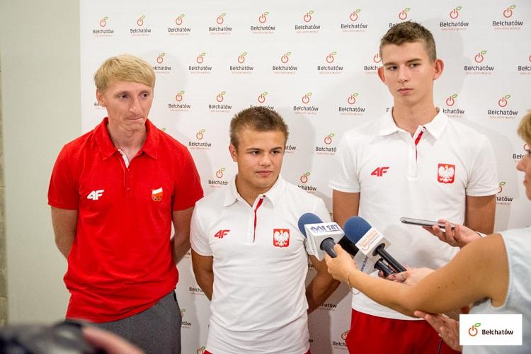 Przyznali stypendia młodym sportowcom z Bełchatowa. Kto otrzyma pomoc finansową od miasta? - Zdjęcie główne