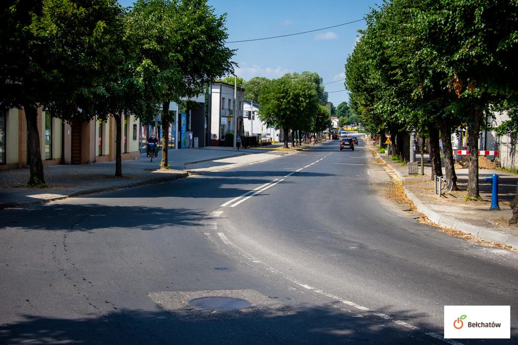 Zamkną ulicę w centrum Bełchatowa. Kierowcy muszą przygotować się na utrudnienia - Zdjęcie główne