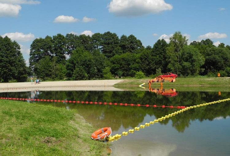 Trzecie kąpielisko w powiecie będzie otwarte. Sanepid: ale tylko okazjonalnie - Zdjęcie główne
