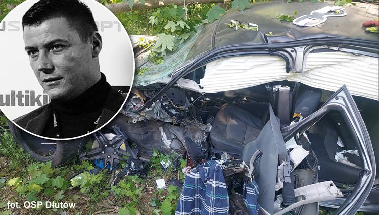 Nie żyje aktor z Bełchatowa. Zginął w wypadku pod Dłutowem [FOTO] - Zdjęcie główne