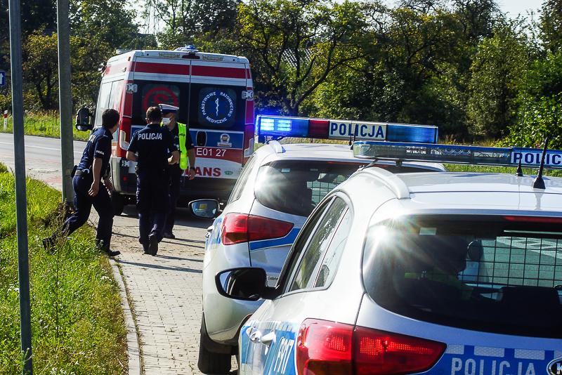Potrącenie pieszego na ulicy Czyżewskiego. Policja szuka świadków - Zdjęcie główne