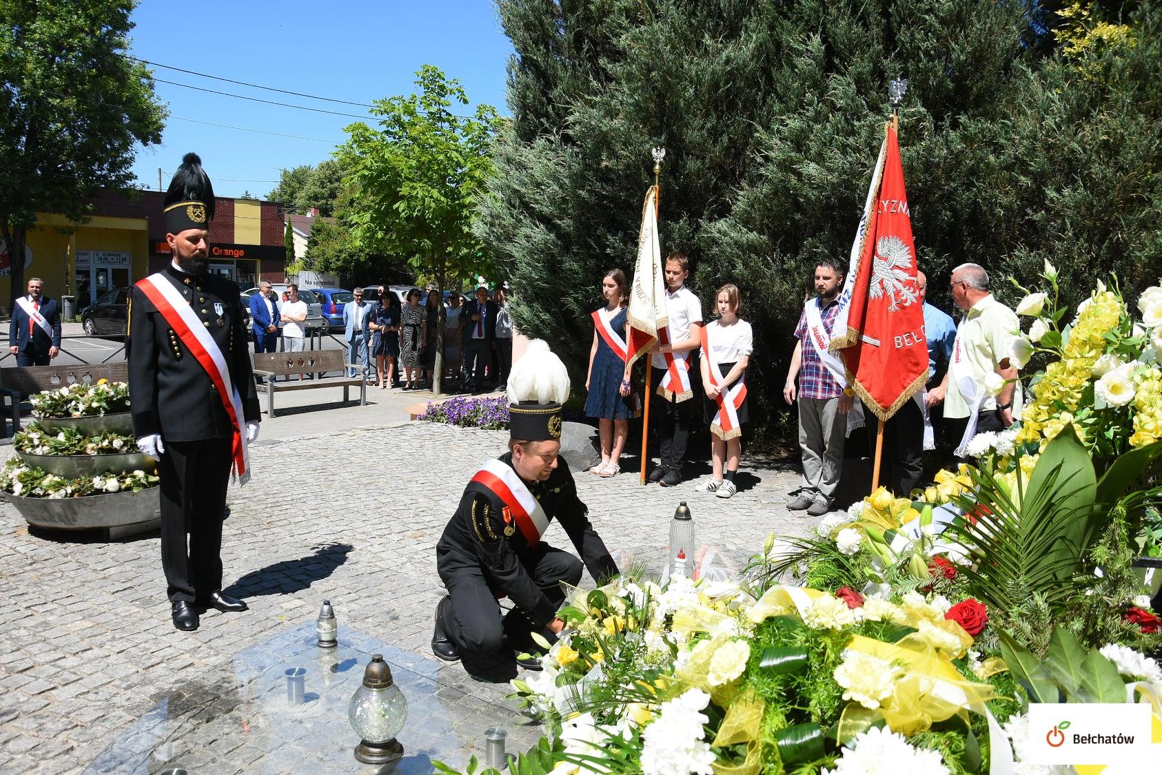 Dzień Patrona Miasta. Bełchatowianie uczcili pamięć Jana Pawła II [FOTO] - Zdjęcie główne