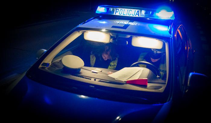 Pijany kierowca audi wjechał w BMW. Podczas policyjnej kontroli wydmuchał... 2,5 promila!  - Zdjęcie główne