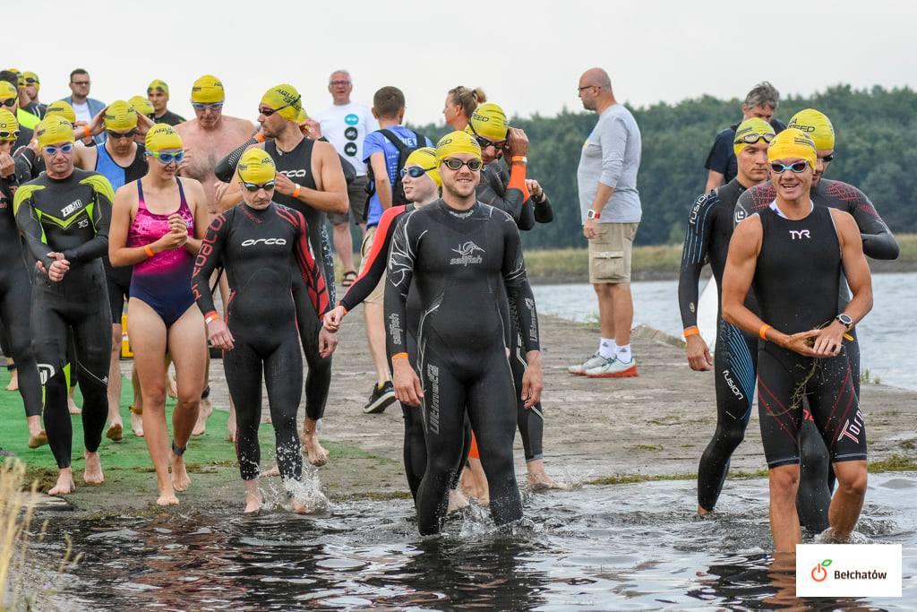 Za nami Lotto Triathlon Energy. Zobacz zmagania sportowców w Bełchatowie [FOTO] - Zdjęcie główne