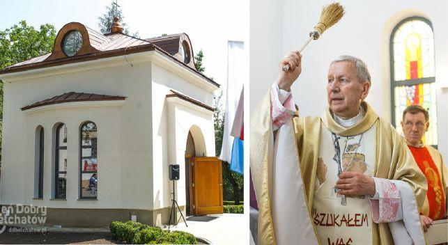Kaplica adoracji przy ul. Kościuszki oficjalnie otwarta i poświęcona. Zobacz jak wygląda wewnątrz [FOTO] - Zdjęcie główne
