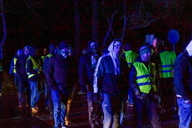 Już jutro kibice zablokują drogi dojazdowe do kopalni i elektrowni - Zdjęcie główne