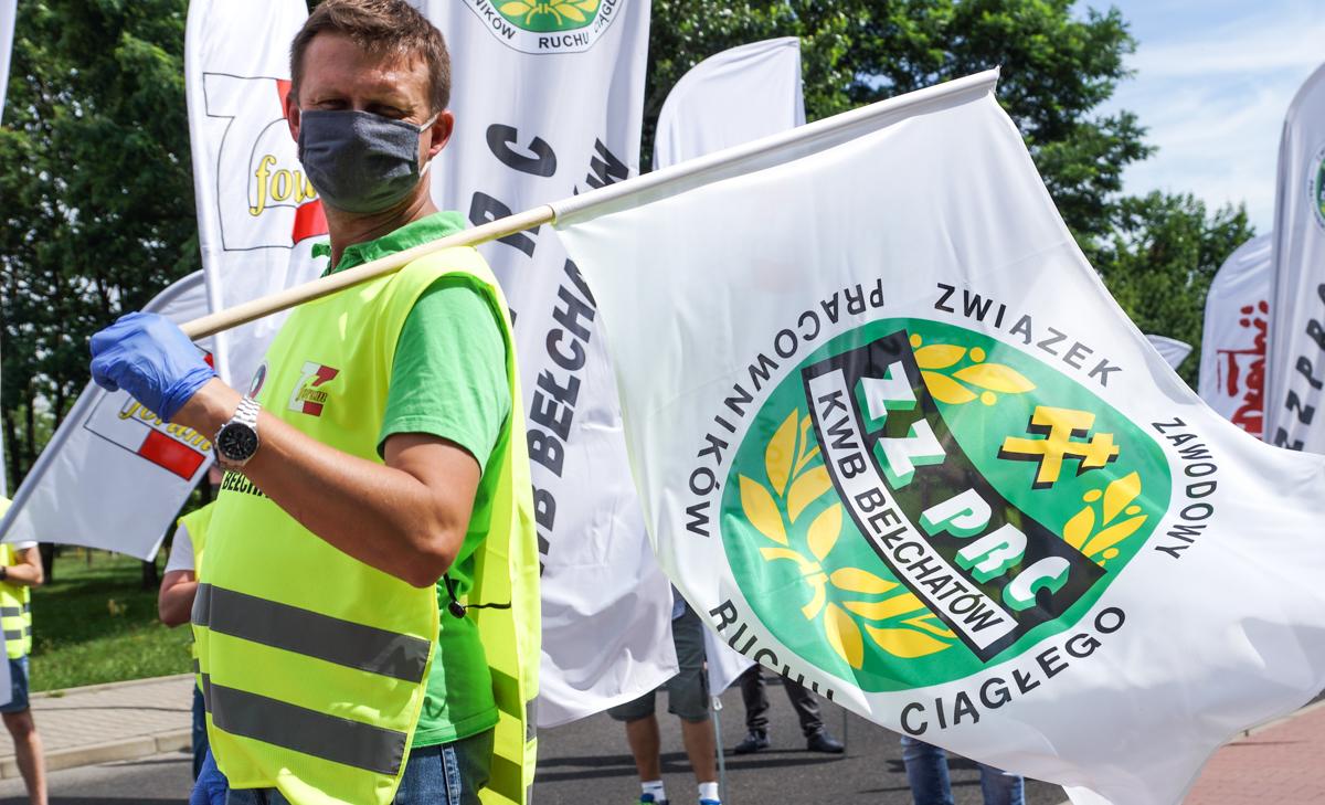 Ruszyło referendum w PGE. Górnicy i energetycy z Bełchatowa opowiedzą się za strajkiem?  - Zdjęcie główne